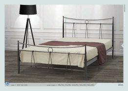 Μεταλλικό Κρεβάτι Δίας