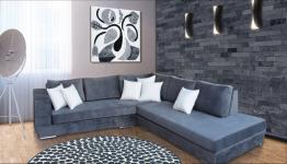 Γωνιακός καναπές 511