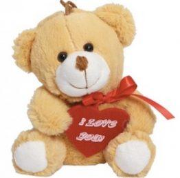 Αρκουδάκι Λούτρινο Αγάπης W-1509