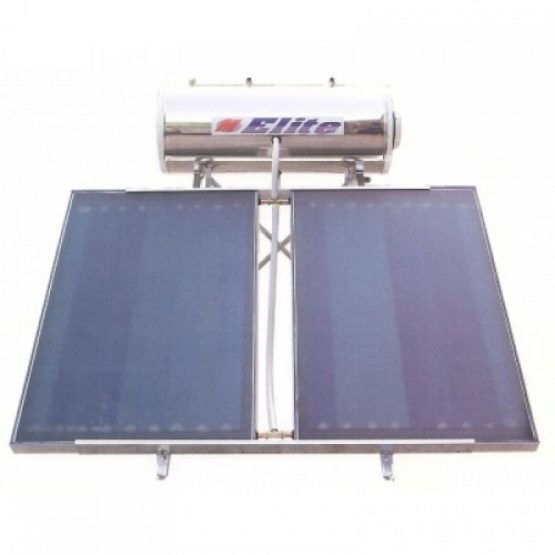 Elite ηλιακός θερμοσίφωνας 160 λίτρα με συλλέκτη 3m²