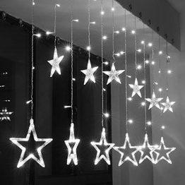 Κουρτίνα Led Αστέρι Art 16328