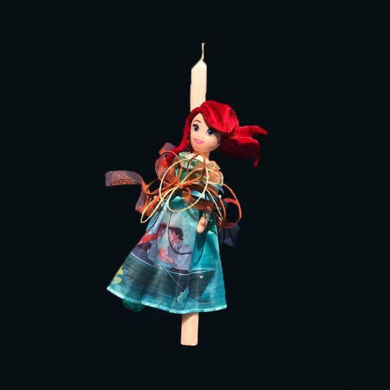 Πασχαλινή Λαμπάδα Disney Princess Ariel