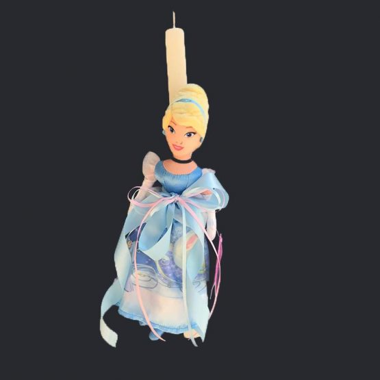 Πασχαλινή Λαμπάδα Disney Princess Cinderella